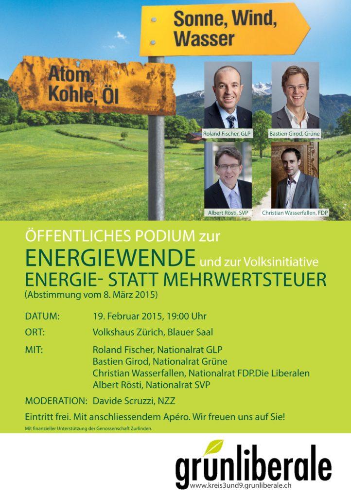 Podium Energiewende